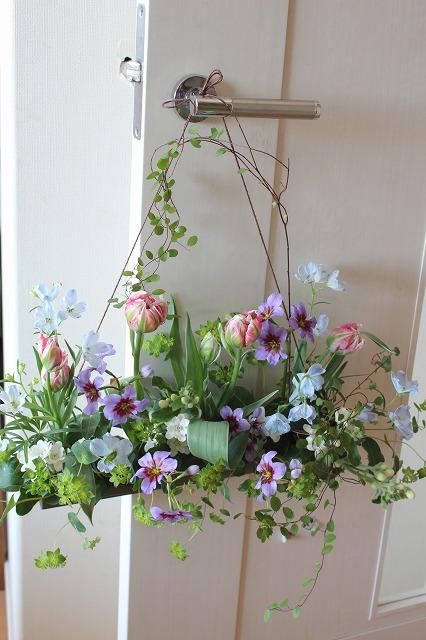 3月の花遊び