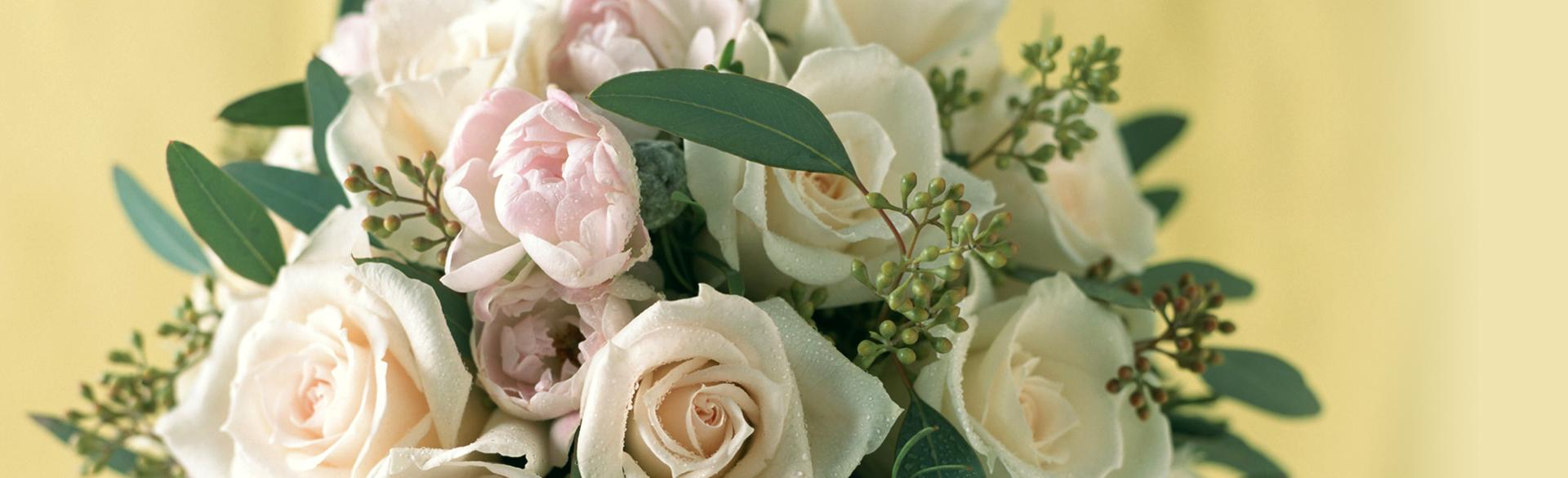大切な想いを運ぶ 花の詩